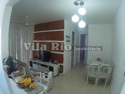 SALA1 - Apartamento 2 quartos à venda Tomás Coelho, Rio de Janeiro - R$ 235.000 - VA21160 - 3