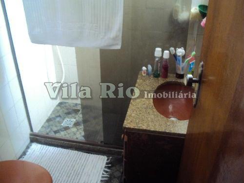 BANHEIRO - Apartamento À VENDA, Vila da Penha, Rio de Janeiro, RJ - VA30196 - 9