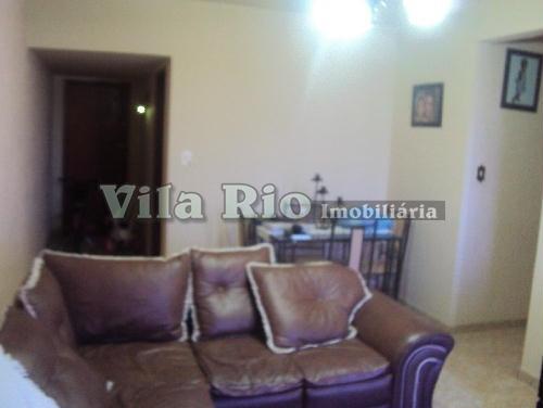 SALA1.1 - Apartamento À VENDA, Vila da Penha, Rio de Janeiro, RJ - VA30196 - 4