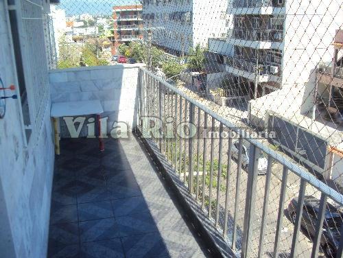 VARANDA - Apartamento À VENDA, Vila da Penha, Rio de Janeiro, RJ - VA30196 - 17