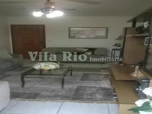 SALA1.1 - Apartamento 3 quartos à venda Vista Alegre, Rio de Janeiro - R$ 480.000 - VA30268 - 4