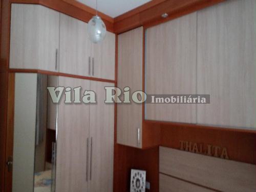 QUARTO1.1 - Cobertura 2 quartos à venda Vista Alegre, Rio de Janeiro - R$ 680.000 - VC20016 - 7