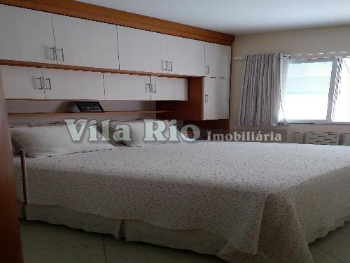 QUARTO2 - Cobertura 2 quartos à venda Vista Alegre, Rio de Janeiro - R$ 680.000 - VC20016 - 9