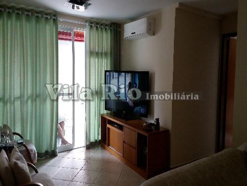SALA - Cobertura 2 quartos à venda Vista Alegre, Rio de Janeiro - R$ 680.000 - VC20016 - 1