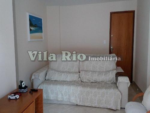 SALA1 - Cobertura 2 quartos à venda Vista Alegre, Rio de Janeiro - R$ 680.000 - VC20016 - 3