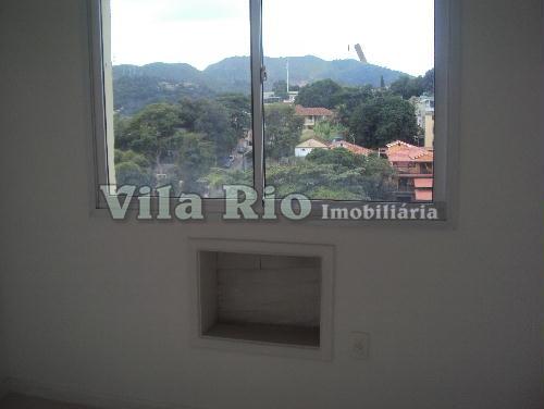 QUARTO1 - Cobertura 3 quartos para venda e aluguel Pechincha, Rio de Janeiro - R$ 500.000 - VC30024 - 4
