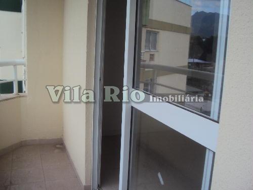 VARANDA - Cobertura 3 quartos para venda e aluguel Pechincha, Rio de Janeiro - R$ 500.000 - VC30024 - 18