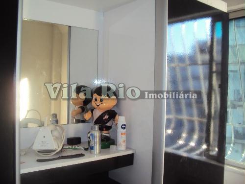 BANHEIRO - Cobertura 3 quartos à venda Maracanã, Rio de Janeiro - R$ 600.000 - VC30025 - 10