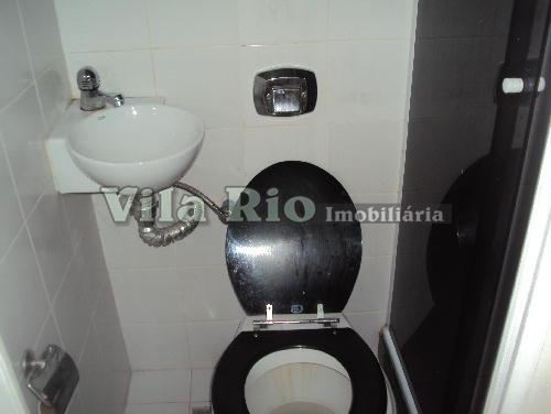 BANHEIRO1 - Cobertura 3 quartos à venda Maracanã, Rio de Janeiro - R$ 600.000 - VC30025 - 11