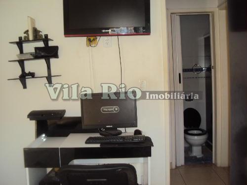 QUARTO2 - Cobertura 3 quartos à venda Maracanã, Rio de Janeiro - R$ 600.000 - VC30025 - 6