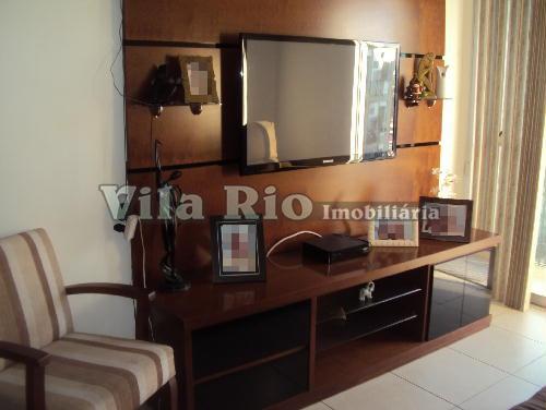SALA1 - Cobertura 3 quartos à venda Maracanã, Rio de Janeiro - R$ 600.000 - VC30025 - 3