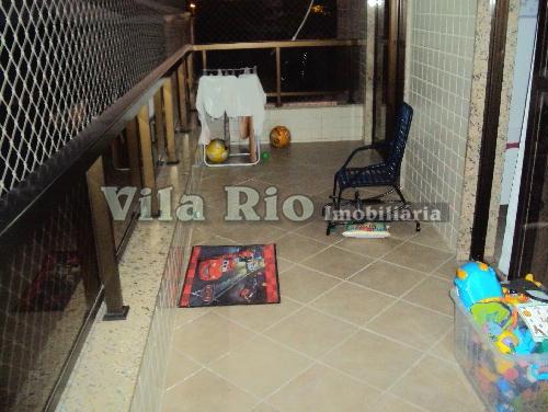 VARANDA - Cobertura À VENDA, Vila da Penha, Rio de Janeiro, RJ - VC30026 - 6