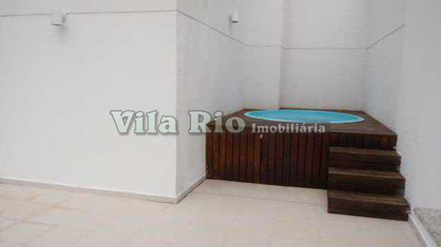 PISCINA - Cobertura 3 quartos à venda Vila da Penha, Rio de Janeiro - R$ 840.000 - VC30030 - 23