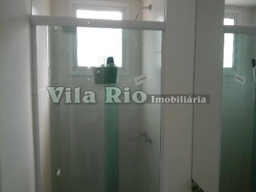 BANHEIRO SOCIAL - Cobertura 3 quartos à venda Vila da Penha, Rio de Janeiro - R$ 840.000 - VC30030 - 10