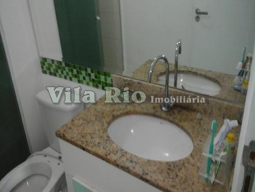 BANHEIRO SUÍTE1.1 - Cobertura 3 quartos à venda Vila da Penha, Rio de Janeiro - R$ 840.000 - VC30030 - 13