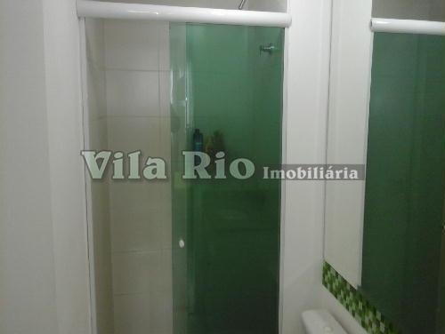 BANHEIRO SUÍTE1 - Cobertura 3 quartos à venda Vila da Penha, Rio de Janeiro - R$ 840.000 - VC30030 - 12