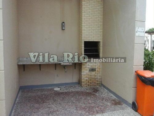 CHURRASQUEIRA - Cobertura 3 quartos à venda Vila da Penha, Rio de Janeiro - R$ 840.000 - VC30030 - 30