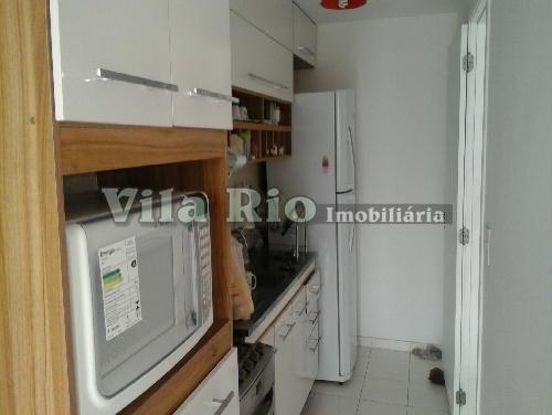 COZINHA - Cobertura 3 quartos à venda Vila da Penha, Rio de Janeiro - R$ 840.000 - VC30030 - 14