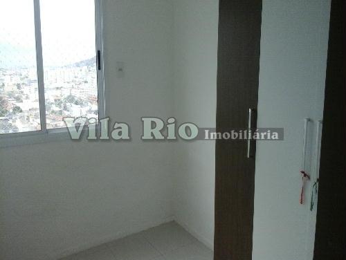 QUARTO1 - Cobertura 3 quartos à venda Vila da Penha, Rio de Janeiro - R$ 840.000 - VC30030 - 4