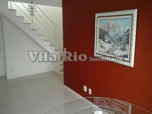 SALA1 - Cobertura 3 quartos à venda Vila da Penha, Rio de Janeiro - R$ 840.000 - VC30030 - 3