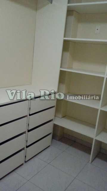 QUARTO  2 - Cobertura 4 quartos à venda Vista Alegre, Rio de Janeiro - R$ 1.000.000 - VC40011 - 4