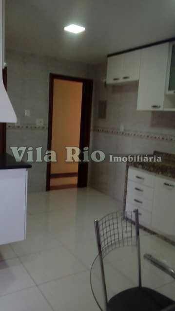 COZINHA 1 - Cobertura 4 quartos à venda Vista Alegre, Rio de Janeiro - R$ 1.000.000 - VC40011 - 13