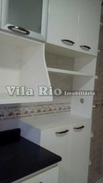 COZINHA 3 - Cobertura 4 quartos à venda Vista Alegre, Rio de Janeiro - R$ 1.000.000 - VC40011 - 15