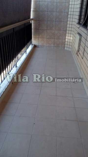 VARANDA 1 - Cobertura 4 quartos à venda Vista Alegre, Rio de Janeiro - R$ 1.000.000 - VC40011 - 19