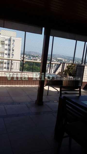 TERRAÇO  3 - Cobertura 4 quartos à venda Vista Alegre, Rio de Janeiro - R$ 1.000.000 - VC40011 - 23