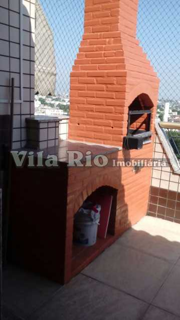 TERRAÇO  4 - Cobertura 4 quartos à venda Vista Alegre, Rio de Janeiro - R$ 1.000.000 - VC40011 - 24
