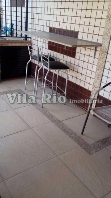 TERRAÇO  5 - Cobertura 4 quartos à venda Vista Alegre, Rio de Janeiro - R$ 1.000.000 - VC40011 - 25