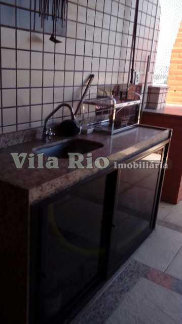 TERRAÇO  9 - Cobertura 4 quartos à venda Vista Alegre, Rio de Janeiro - R$ 1.000.000 - VC40011 - 29