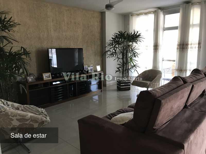SALA 1 - Cobertura 4 quartos à venda Penha, Rio de Janeiro - R$ 950.000 - VC40012 - 1