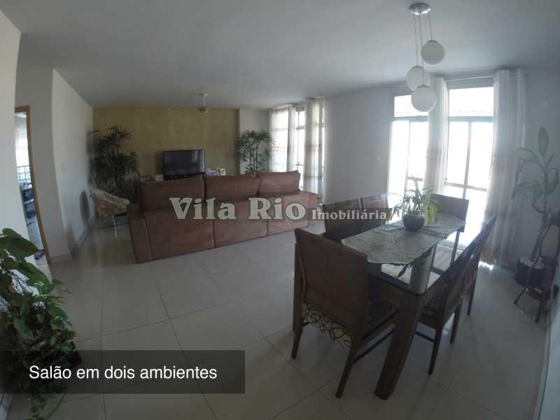 SALA 2 - Cobertura 4 quartos à venda Penha, Rio de Janeiro - R$ 950.000 - VC40012 - 3