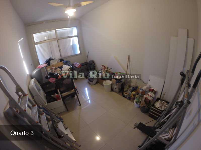 QUARTO 2 - Cobertura 4 quartos à venda Penha, Rio de Janeiro - R$ 950.000 - VC40012 - 5