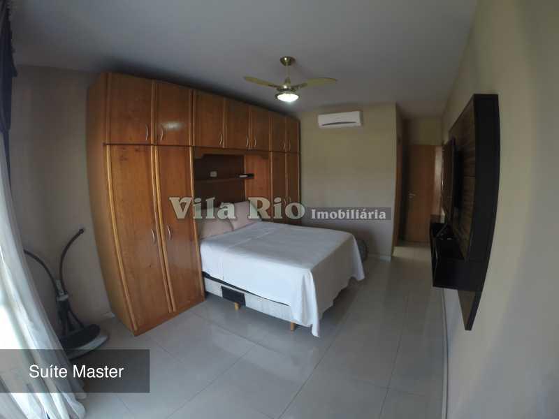 QUARTO 3 - Cobertura 4 quartos à venda Penha, Rio de Janeiro - R$ 950.000 - VC40012 - 6
