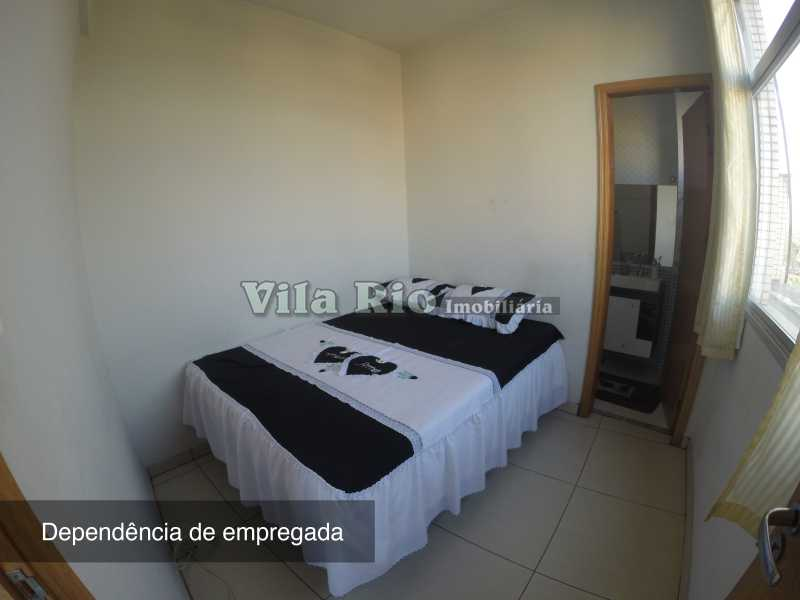 QUARTO DE EMPREGADA - Cobertura 4 quartos à venda Penha, Rio de Janeiro - R$ 950.000 - VC40012 - 8