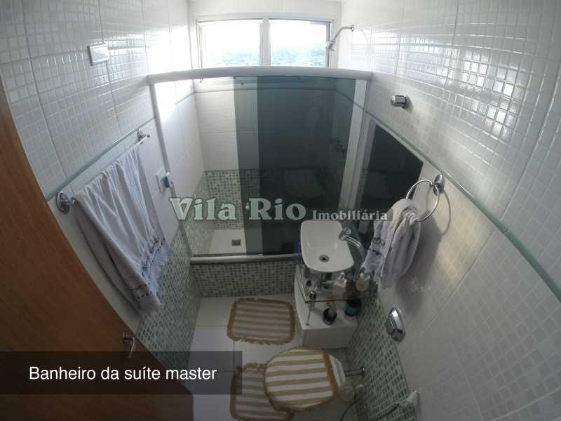 BANHEIRO 2 - Cobertura 4 quartos à venda Penha, Rio de Janeiro - R$ 950.000 - VC40012 - 10