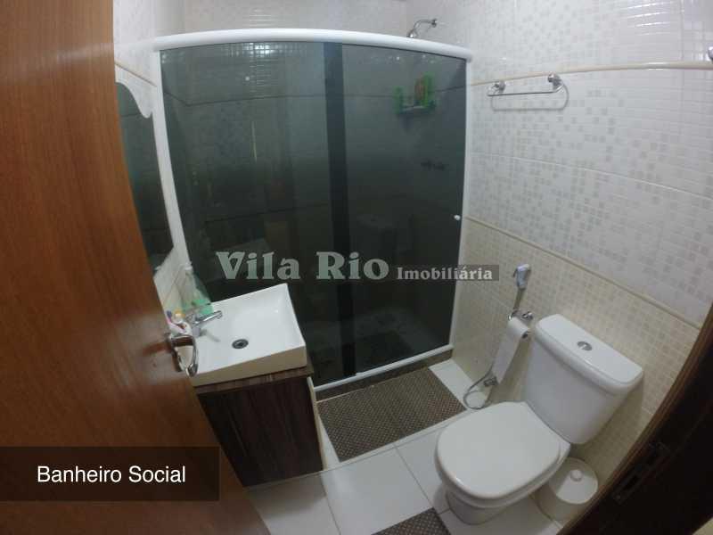BANHEIRO 3 - Cobertura 4 quartos à venda Penha, Rio de Janeiro - R$ 950.000 - VC40012 - 11