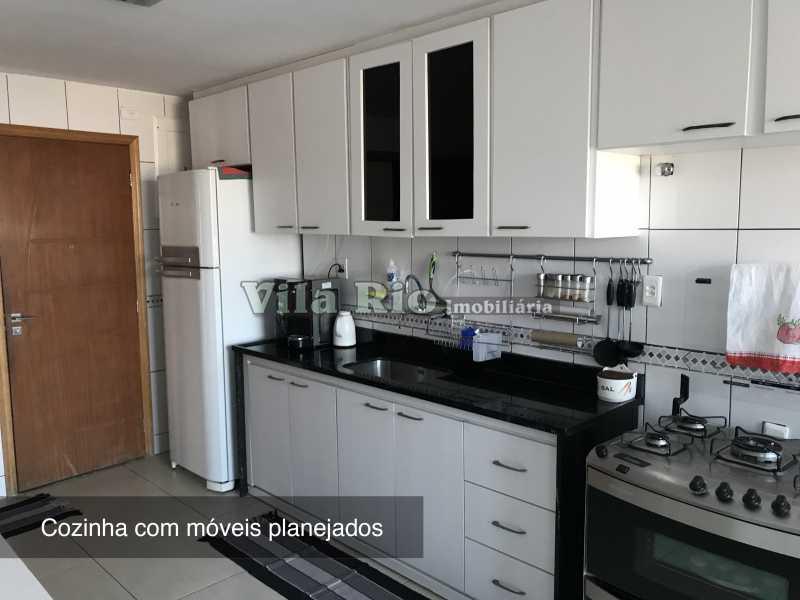 COZINHA 1 - Cobertura 4 quartos à venda Penha, Rio de Janeiro - R$ 950.000 - VC40012 - 12