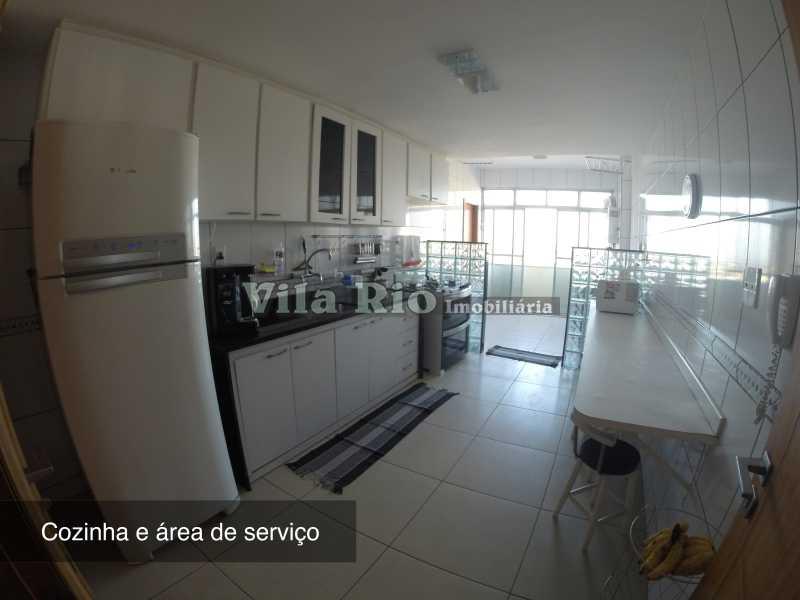 COZINHA 2 - Cobertura 4 quartos à venda Penha, Rio de Janeiro - R$ 950.000 - VC40012 - 13