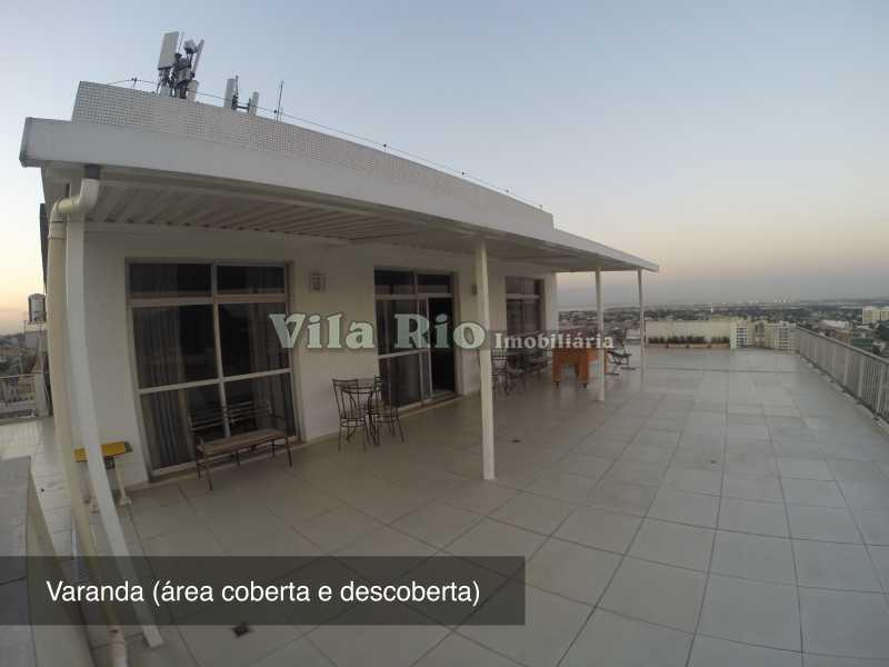 TERRAÇO 2 - Cobertura 4 quartos à venda Penha, Rio de Janeiro - R$ 950.000 - VC40012 - 15