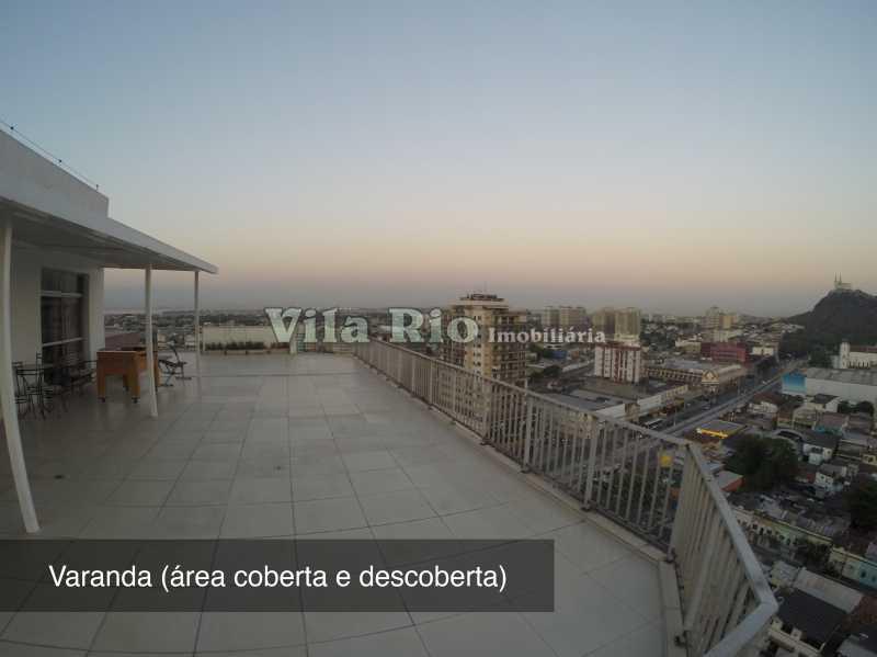 TERRAÇO 3 - Cobertura 4 quartos à venda Penha, Rio de Janeiro - R$ 950.000 - VC40012 - 16