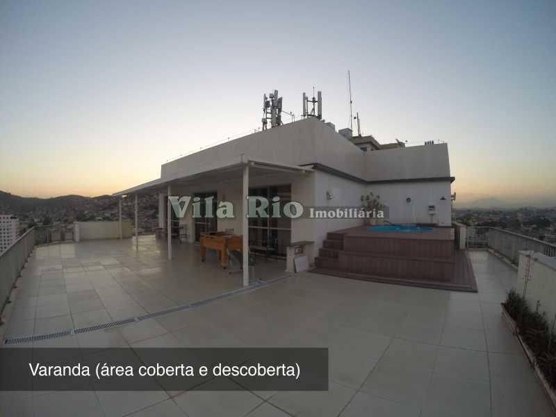 TERRAÇO 4 - Cobertura 4 quartos à venda Penha, Rio de Janeiro - R$ 950.000 - VC40012 - 17