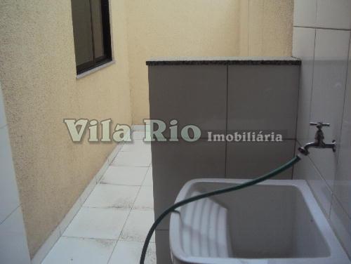 ÁREA1 - Apartamento 1 quarto à venda Parada de Lucas, Rio de Janeiro - R$ 235.000 - VE10006 - 22