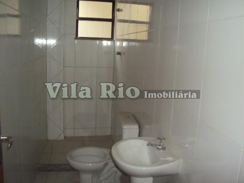 BANHEIRO1 - Apartamento 1 quarto à venda Parada de Lucas, Rio de Janeiro - R$ 235.000 - VE10006 - 15