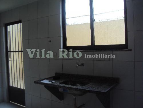 COZINHA2.1 - Apartamento 1 quarto à venda Parada de Lucas, Rio de Janeiro - R$ 235.000 - VE10006 - 20
