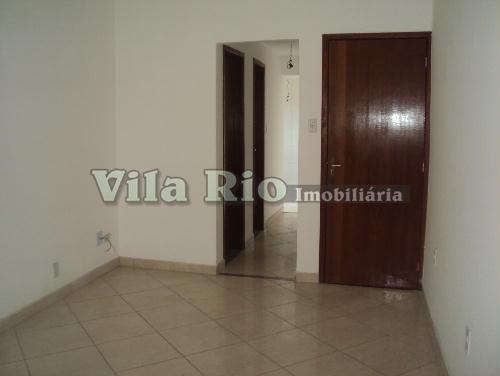 SALA1.1 - Apartamento 1 quarto à venda Parada de Lucas, Rio de Janeiro - R$ 235.000 - VE10006 - 3