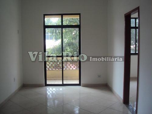 SALA1 - Apartamento 1 quarto à venda Parada de Lucas, Rio de Janeiro - R$ 235.000 - VE10006 - 1