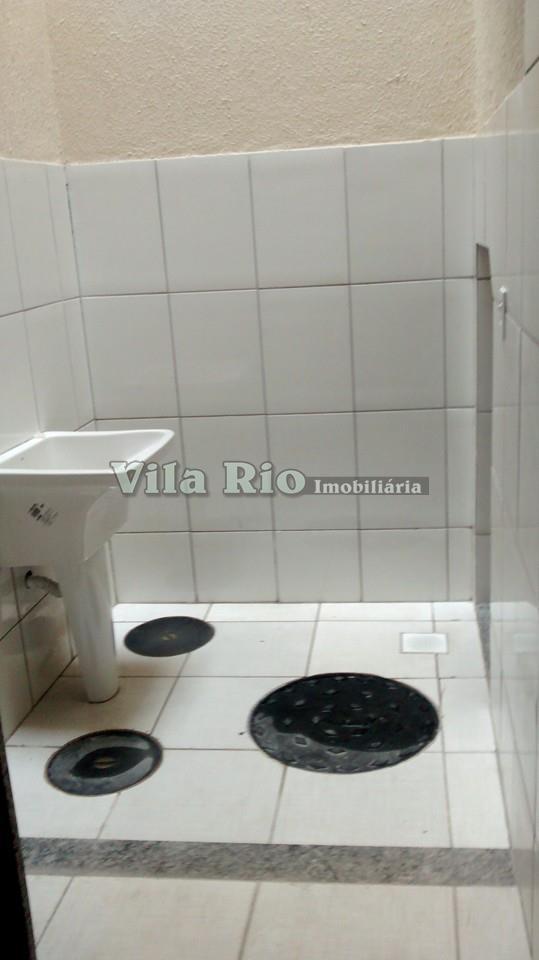 ÁREA DE SERVIÇO - Casa 3 quartos à venda Colégio, Rio de Janeiro - R$ 280.000 - VE30020 - 13